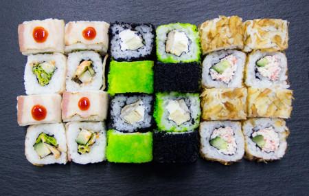 Завтрак японца